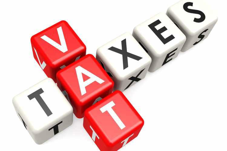 VAT taxes dice
